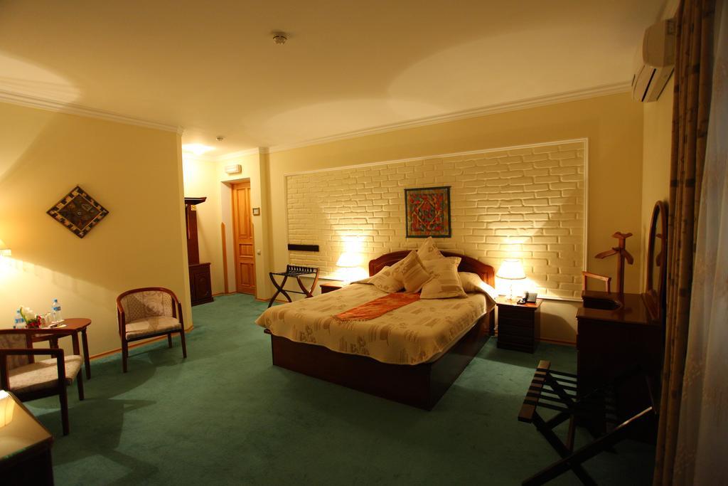chambre double Hôtel Grand Samarkand 5
