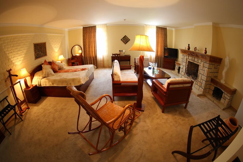 chambre double Hôtel Grand Samarkand 6
