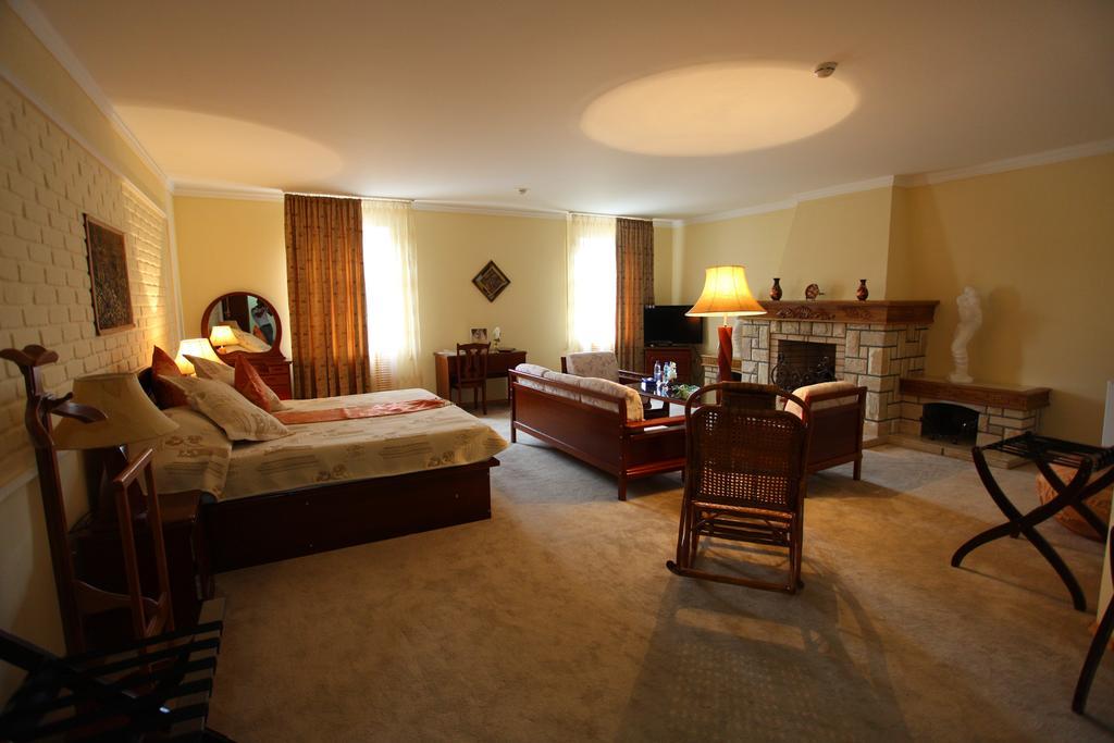 chambre double Hôtel Grand Samarkand 7
