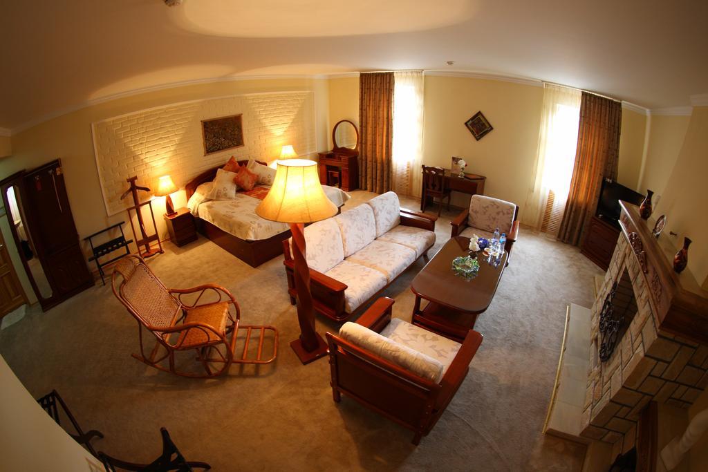 chambre double Hôtel Grand Samarkand 8