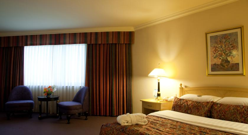 chambre double Hôtel International Tachkent 10