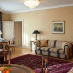 chambre double Hôtel International Tachkent 18