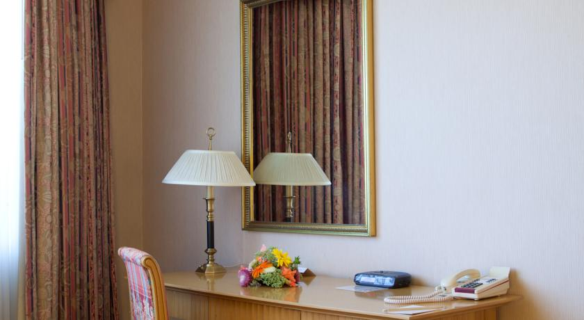 chambre double Hôtel International Tachkent 2