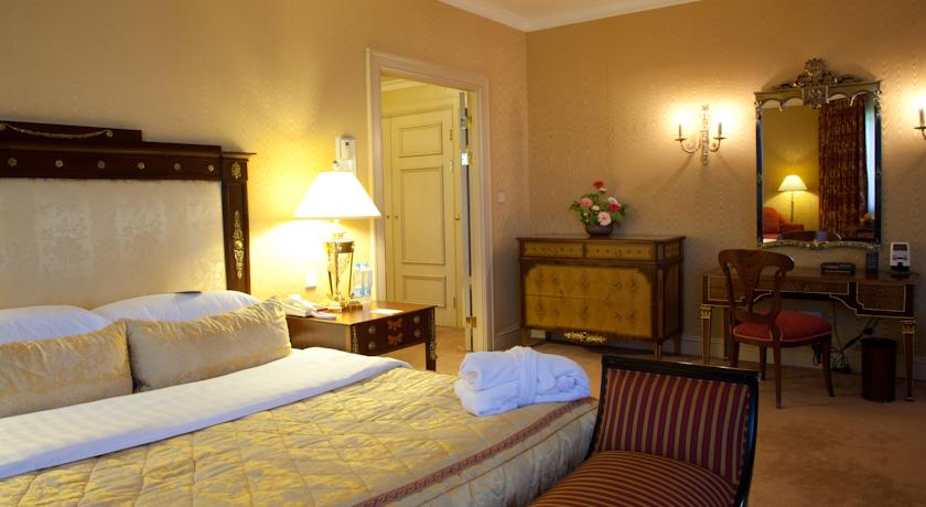 chambre double Hôtel International Tachkent 20