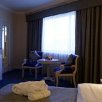 chambre double Hôtel International Tachkent 8