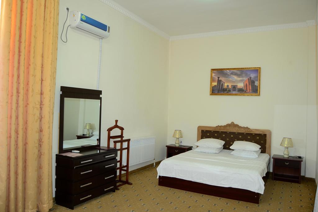 Chambre double Hôtel Kabir Boukhara 22