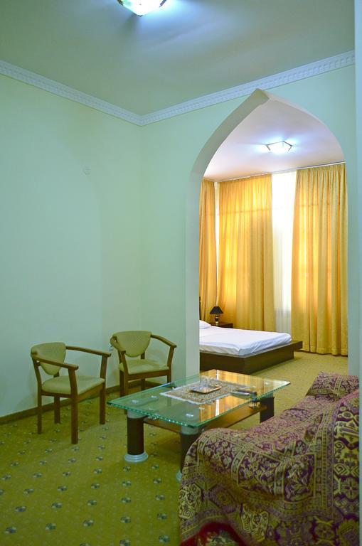 Chambre double Hôtel Kabir Boukhara