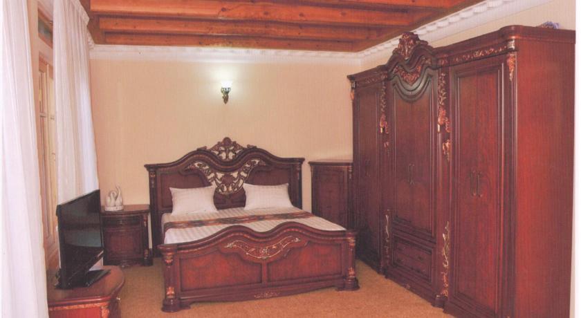 Chambre double Hôtel Kavsar Boukhara 10