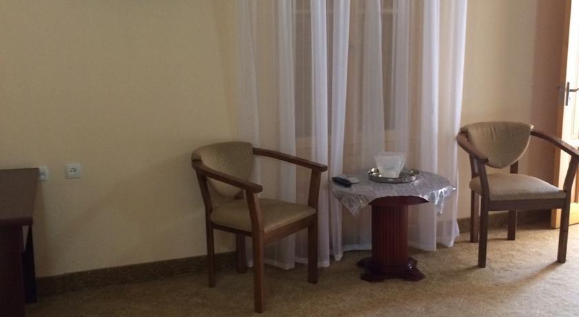 Chambre double Hôtel Kavsar Boukhara 12