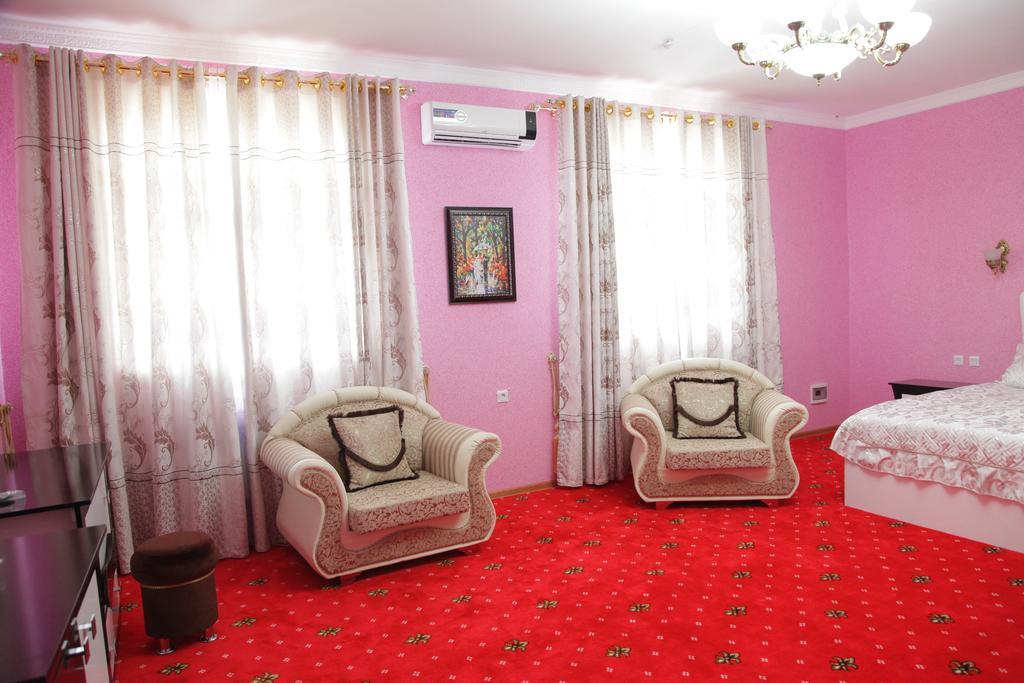 Chambre double Hôtel Kibla Tozabog Khiva 15