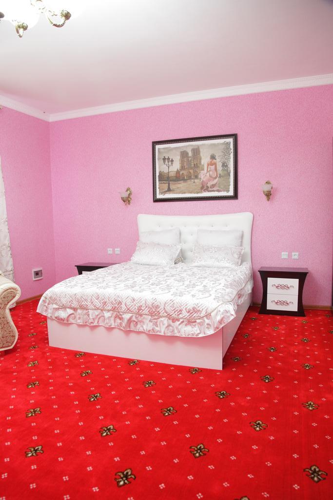 Chambre double Hôtel Kibla Tozabog Khiva 21