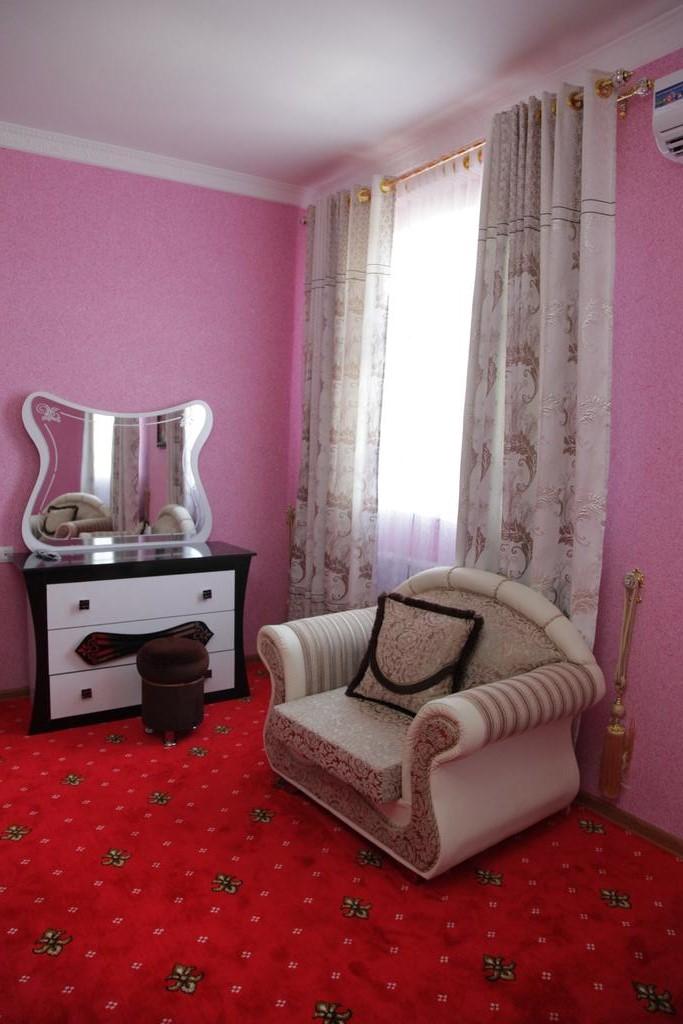 Chambre double Hôtel Kibla Tozabog Khiva 22