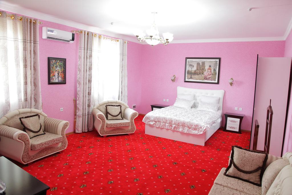 Chambre double Hôtel Kibla Tozabog Khiva 8