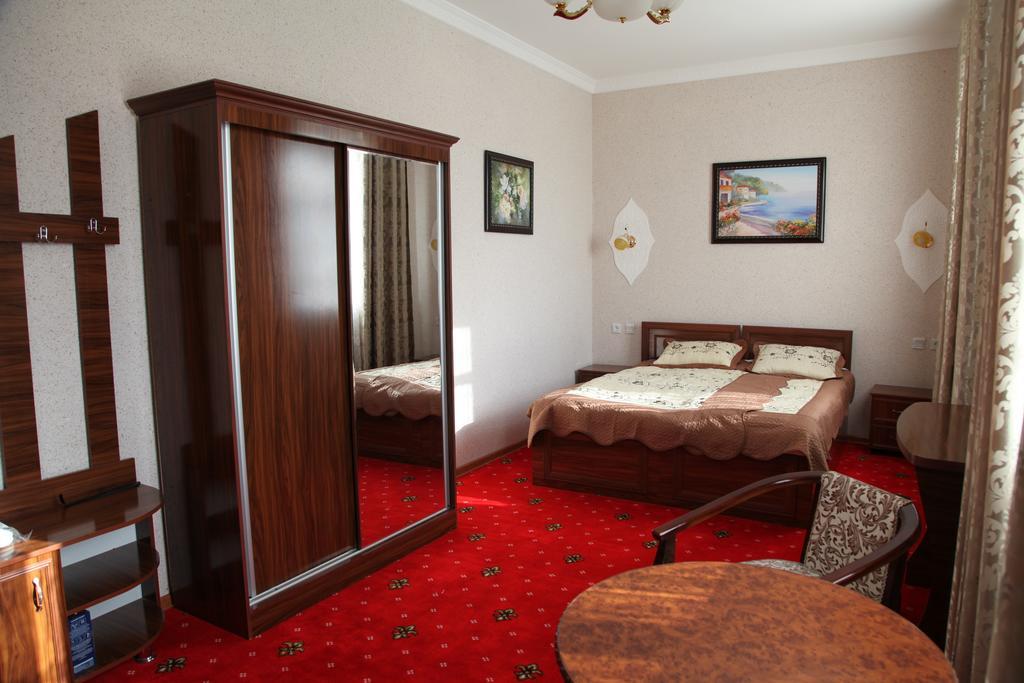 Chambre double Hôtel Kibla Tozabog Khiva