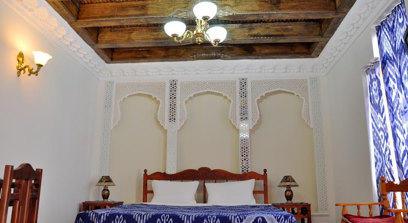 Chambre double Hôtel Komil Boukhara