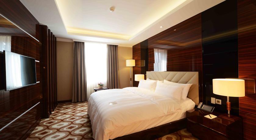 chambre double Hôtel Lotte City Hôtel Tachkent Palace 10