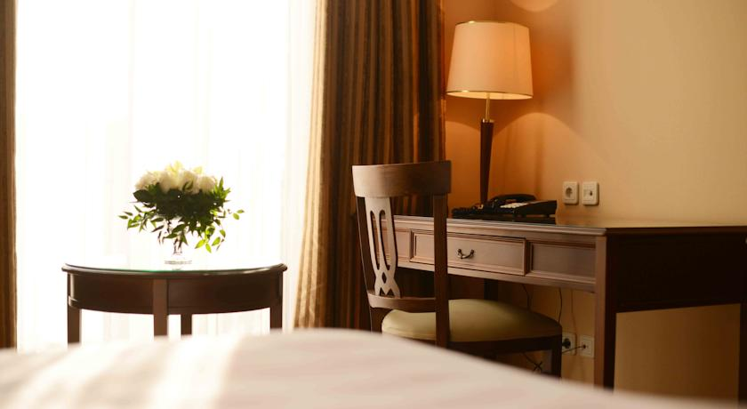 chambre double Hôtel Lotte City Hôtel Tachkent Palace 2