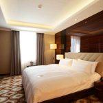 chambre double Hôtel Lotte City Hôtel Tachkent Palace 9