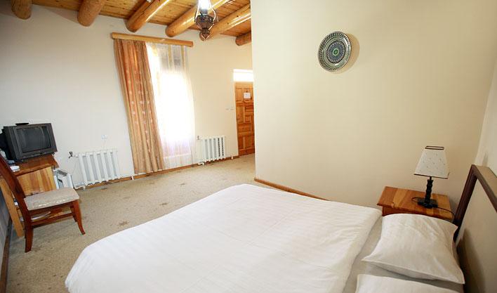 Chambre double Hôtel Lyabi Hause Boukhara 7
