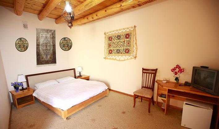 Chambre double Hôtel Lyabi Hause Boukhara