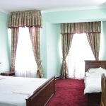 Chambre double Hôtel Madrasa Aminkhan Khiva