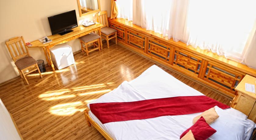 Chambre double Hôtel Malika Boukhara