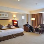 chambre double Hôtel Miran International Tachkent