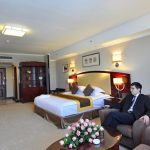 chambre double Hôtel Miran International Tachkent 18