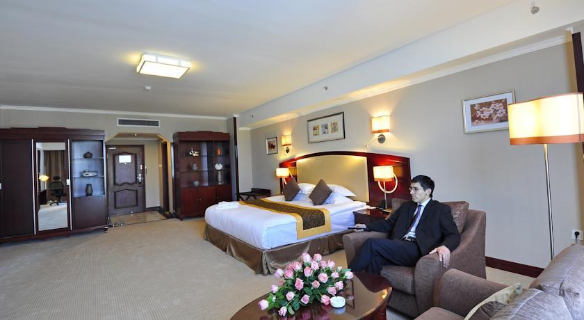 chambre double Hôtel Miran International Tachkent 18