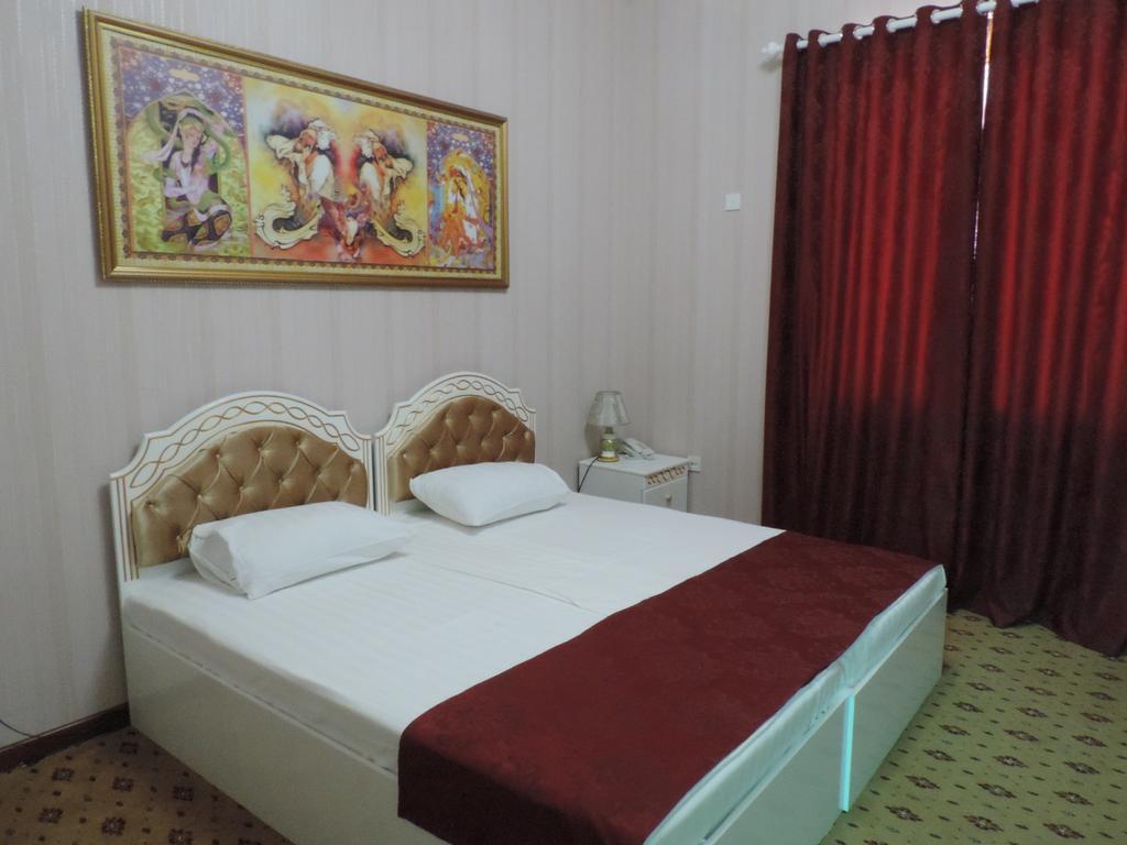 Chambre double Hôtel Modarihon Boukhara