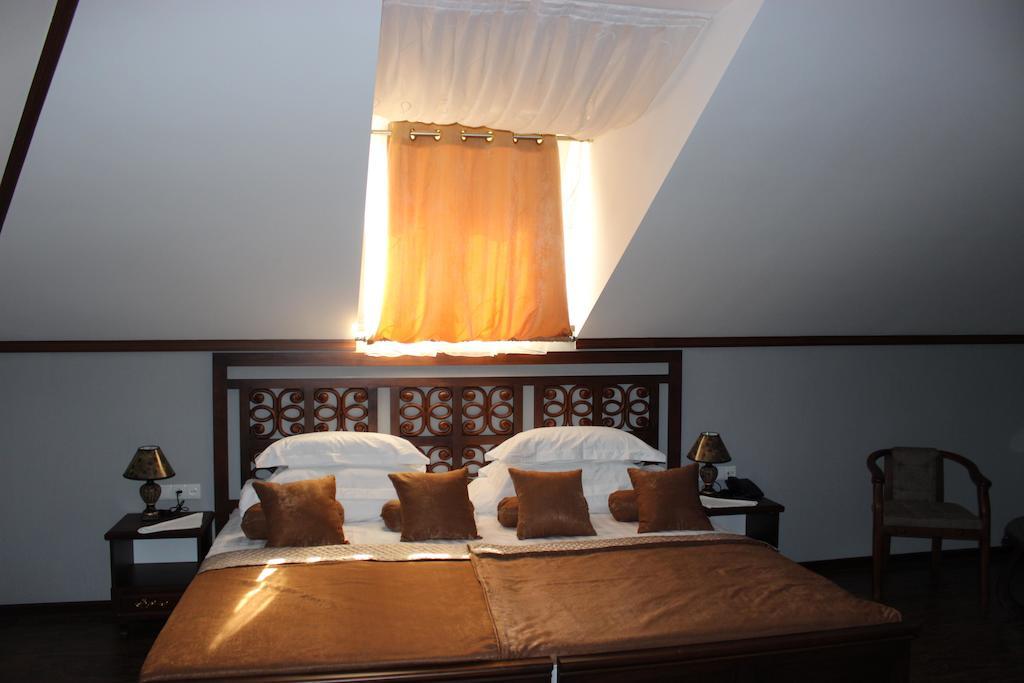 Chambre double Hôtel Platan Samarkand 1