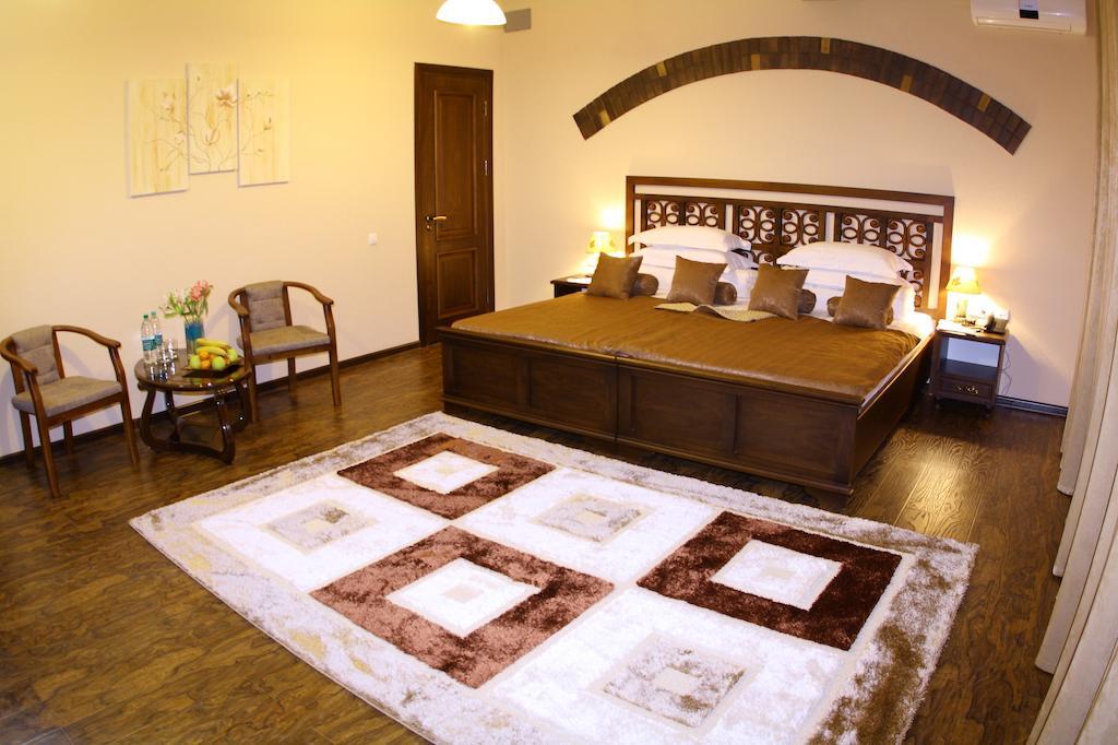 Chambre double Hôtel Platan Samarkand 16