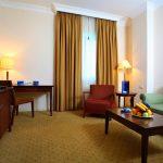 chambre double Hôtel Radisson Tachkent 12