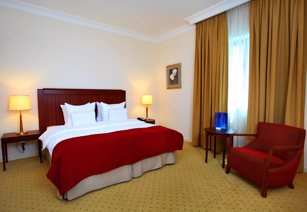 chambre double Hôtel Radisson Tachkent 13