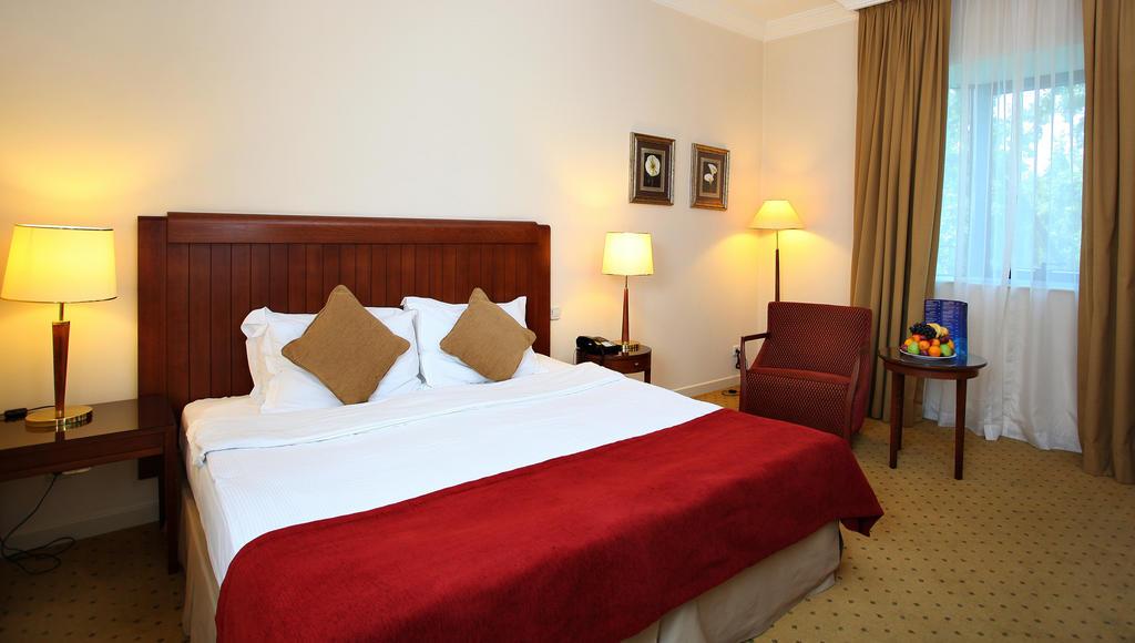chambre double Hôtel Radisson Tachkent 14