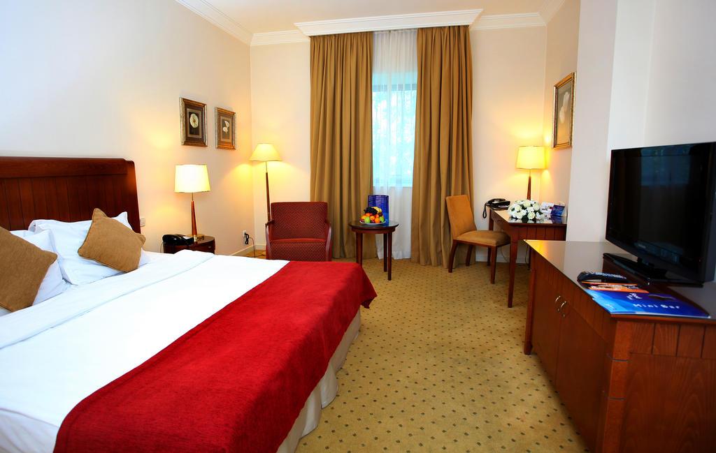 chambre double Hôtel Radisson Tachkent 15