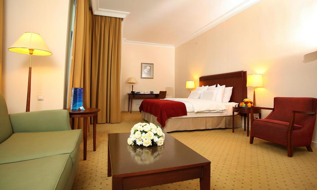 chambre double Hôtel Radisson Tachkent 19