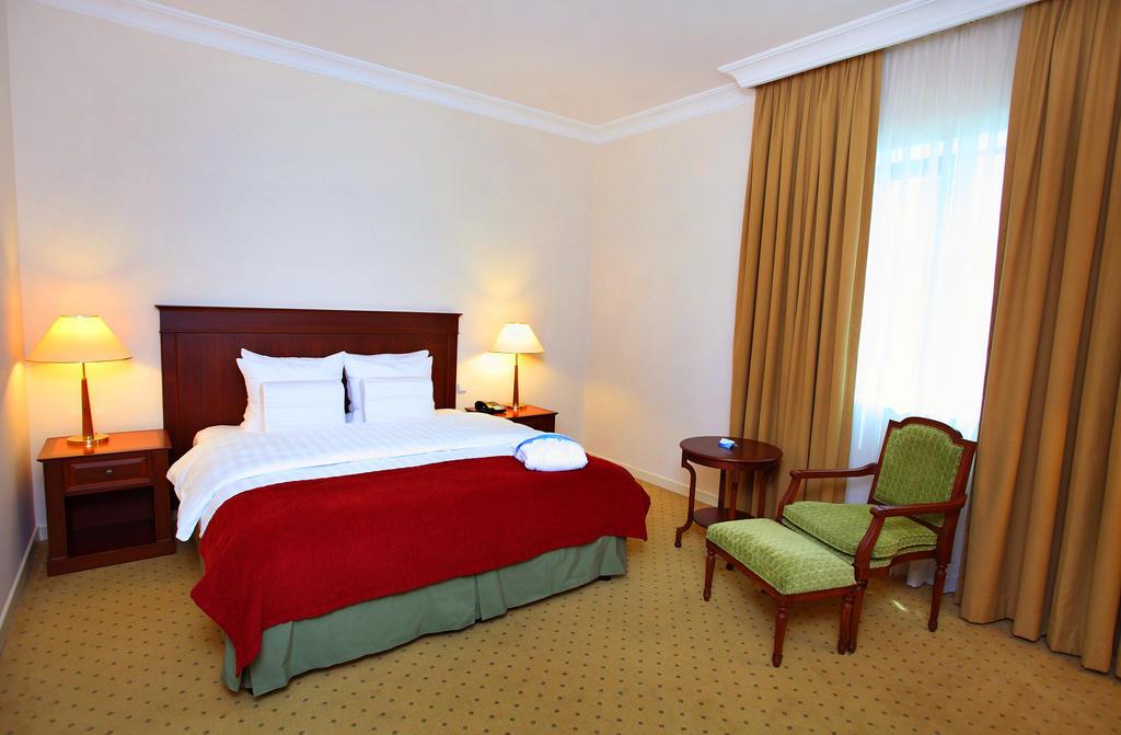 chambre double Hôtel Radisson Tachkent 2