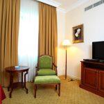 chambre double Hôtel Radisson Tachkent 3