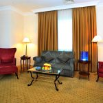 chambre double Hôtel Radisson Tachkent 4