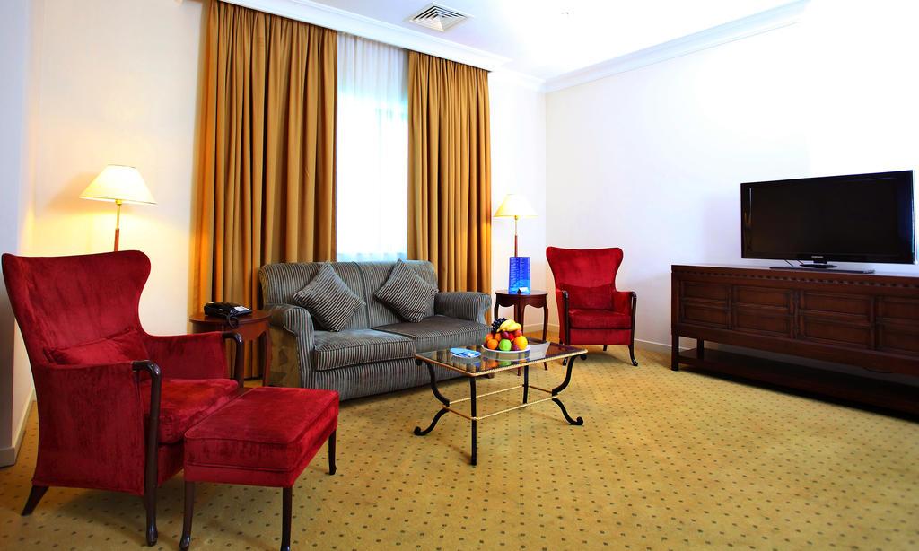 chambre double Hôtel Radisson Tachkent 5