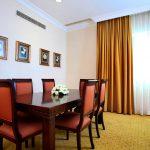 chambre double Hôtel Radisson Tachkent 6