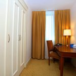 chambre double Hôtel Radisson Tachkent 7