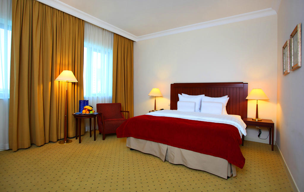 chambre double Hôtel Radisson Tachkent 8