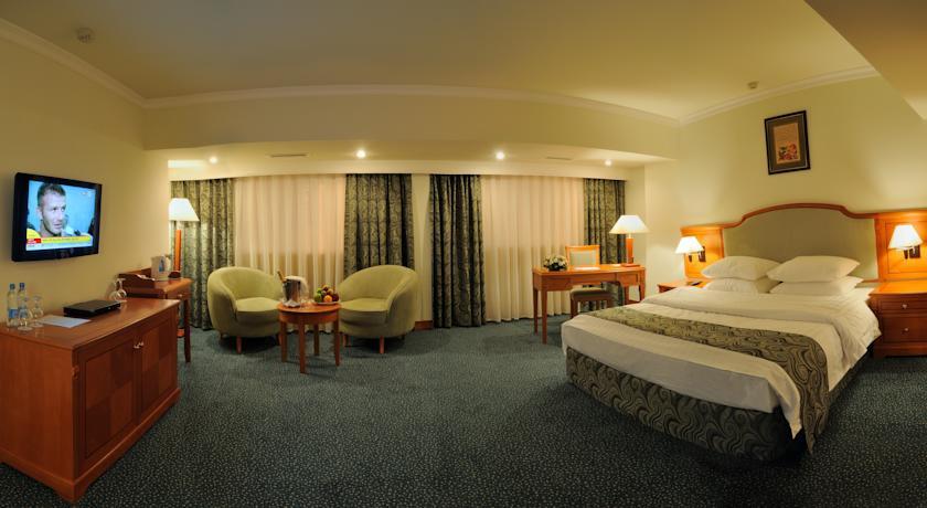 chambre double Hôtel Ramada Tachkent 14
