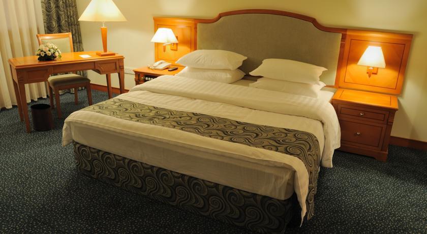 chambre double Hôtel Ramada Tachkent