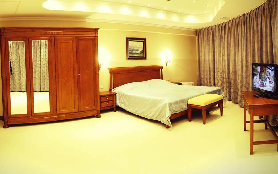 chambre double Hôtel Registan Plaza 5