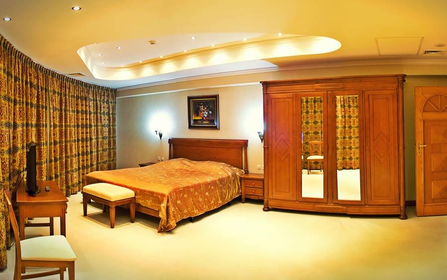 chambre double Hôtel Registan Plaza