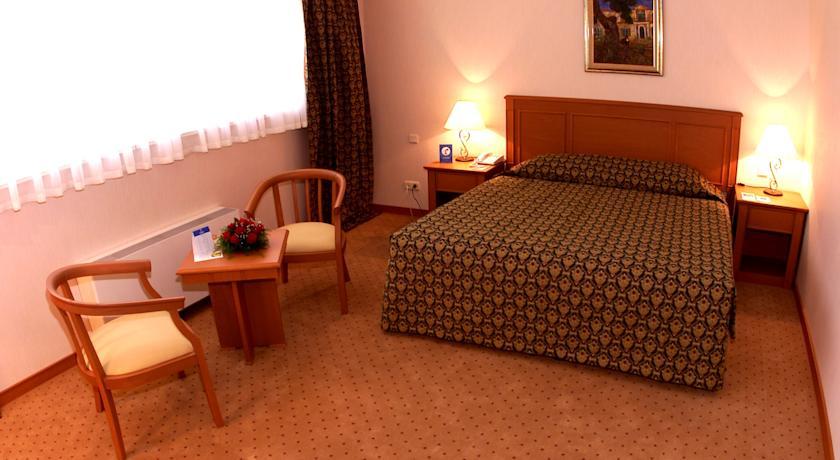 chambre double Hôtel Wyndham Tachkent 4