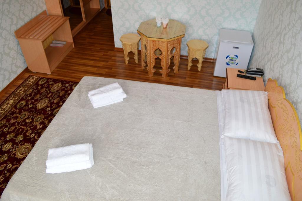 Chambre double Hôtel Zilol Baht Samarkand